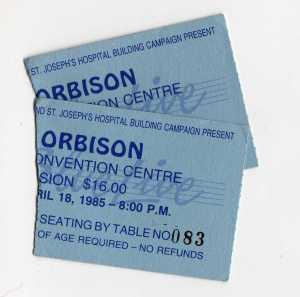 Orbison tickets001