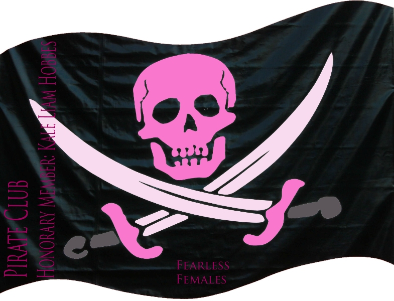 Fearless Females PirateWomen CLUBCARD