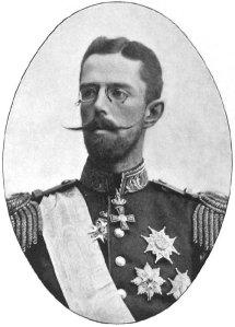 Gustaf V of Sweden: Coronation in 1907, died 1950